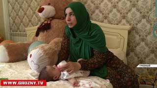 Фонд имени Кадырова приобрел аппарат  поддержки дыхания Айшат Кусаевой