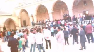 Грозный мечеть толпа