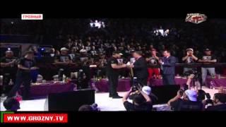 Грозная битва завершилась победой обещанной победой в честь Ахмата-Хаджи Кадырова