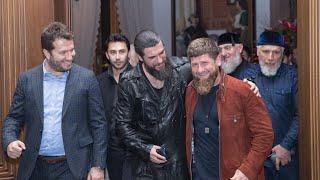 Кадыров Посетил место съёмок всемирно известного турецкого сериала «Воскресший Эртугрул».