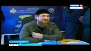 Рамзан Кадыров проверил проведение всероссийского командно-штабного учения в Чечне