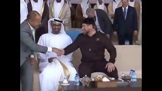 Рамзан Кадыров в Дубай