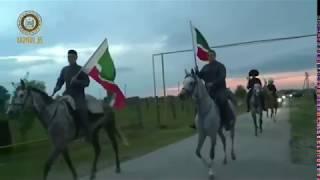 Глава ЧР  Рамзан-Хаджи Кадыров на ифтар прибыл  в гости к Муфтию ЧР Салаха-Хаджи Межиеву