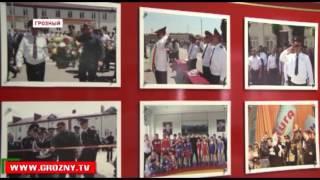 Суворовцы Чечни побывали на Кремлевской елке