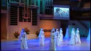 концерт Москве памяти об Ахмат Хаджи Кадырова