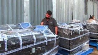 Фонд имени Ахмата Кадырова отправил в Луганск 67 генераторов