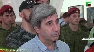 В комплексе Славы имени Ахмат-Хаджи Кадырова открыта выставка картин «Мгновение и вечность»