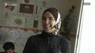 В родном селе Хабиба Нурмагомедова Сильди в Дагестане болеют за земляка