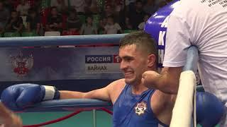 Муса Маруев vs Балалиа Адель (Швеция)