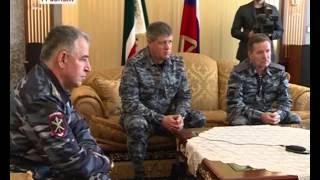 Глава Чеченской Республики провел встречу с губернатором Костромской области Сергеем Ситниковым
