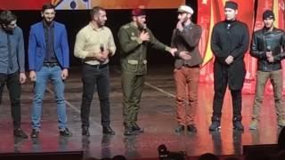 КВН Кубок Ахмата Хаджи 2017 Команда 3D