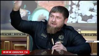 Рамзан  Кадыров провел совещание по вопросам улучшения качества работы столичных властей