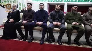 Вечер нашидов в Грозненском Центре образования им. Ахмат-Хаджи Кадырова