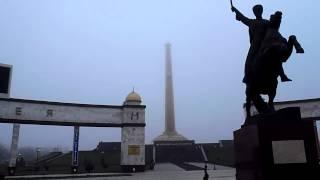 мемориал славы в Грозном