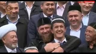 Рамзан Кадыров: Поздравляю Шавката Миромоновича и весь народ Узбекистана с Днем Независимости!