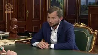 С министром культуры ЧР обсудили вопросы охраны и восстановления объектов культурного наследия