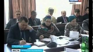 Чеченская Республика на пороге новых культурных реформ - 05.02.14г - Чечня