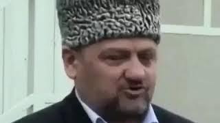 Ахмат-Хаджи Кадыров очень красивые слова