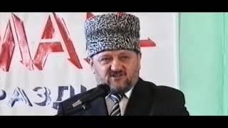 Амирхан Умаев - Ахмат - Хаджи (Исповедь) сл. А. Григорьяна  муз. А. Бесаева
