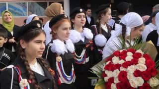 """СОШ№60 г. Грозного - победитель """"Воспитать человека -2016"""""""