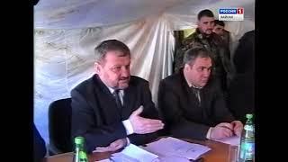 История Чечни Первый Президент Чеченской Республики Ахмат-Хаджи Кадыров