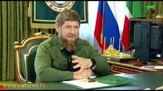 Рамзан Кадыров обсудил с Джамбулатом Умаровым итоги участия в 41 й сессии ООН по правам человека
