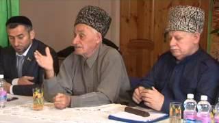 Встреча членов Совета по культуре при Главе Чеченской Республики
