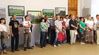 Выставка художника из Чечни открыта в Ессентуках