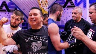 ПОСЛЕДНЯЯ МИЛЯ В АБУ ДАБИ! АРАБСКАЯ ЗЕМЛЯ ДЛЯ ХАВЬЕРА И ХАБИБА ПРИ ПОДГОТОВКЕ К БОЮ НА UFC 242!