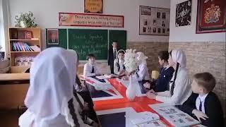 Поход в музей имени Ахмата Хаджи Кадырова