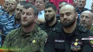 Рамзан Кадыров: Никому не позволю посягать на жизнь сотрудников полиции или любого другого человека