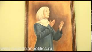 Выставка картин молодых художников в Грозном Семья. Фильм о том, кто правит Чечней и Россией