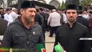 Рамзан Кадыров и Юсуп Темерханов и насильственная смерть якобы прокомментировал, Мурат Мусаев