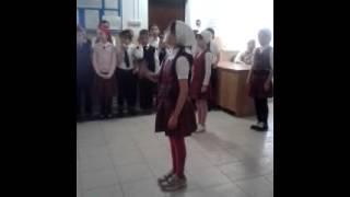 """Ахмат-Хаджи Кадыров - Мустаева Джамиля МБОУ """"СОШ № 8 г.Гудермеса"""""""