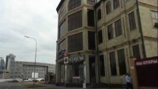 Чеченская Республика, город Грозный 2011 [HD]