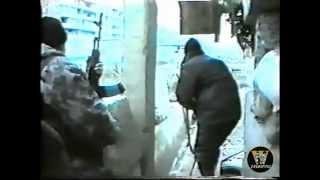 Эксклюзив! СОБР в Грозном (Чечня) 1996г. - 5 часть (Бой)