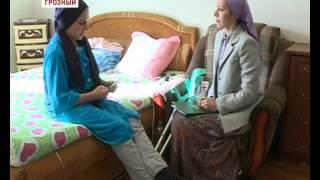 Региональный общественный фонд им. А-Х. Кадырова оказал помощь семье Бибаевых