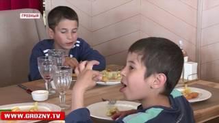 Фонд имени Кадырова провел благотворительную акцию