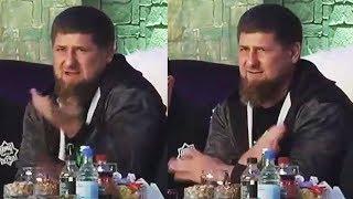 Русский так Избил Чеченца Что Кадыров Сам Остановил Бой