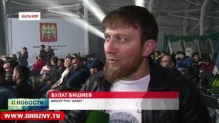 """Кадыров поздравил бойцов """"Ахмата"""" с успешным выступлением на турнире по боксу в Нальчике"""
