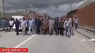 Рамзан Кадыров: «Любой, кто стоит на пути Ахмат-Хаджи в сто раз больше заслуг, чем у Темерханова»