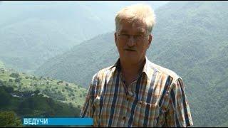 РТРС смонтировал телебашню в Ведучах Итум-Калинского района Чеченской Республики