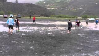 Открытый чемпионат по футболу на призы Ахмад хаджи Кадырова в Цумадинском районе
